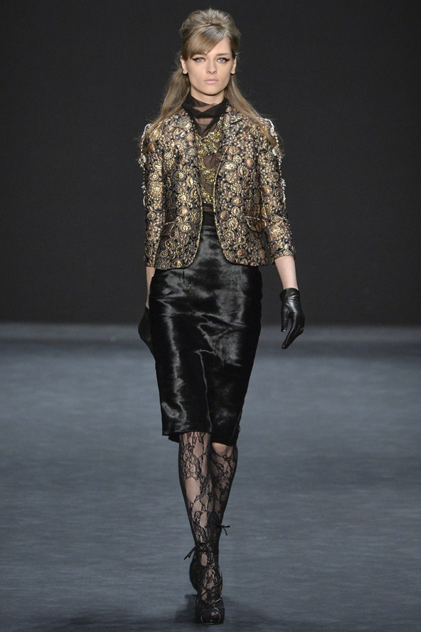 Badgley Mischka via Vogue