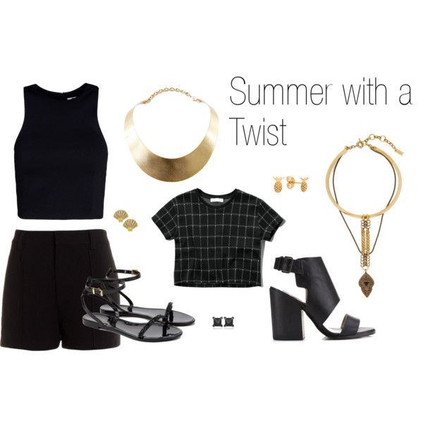 summer with a twist