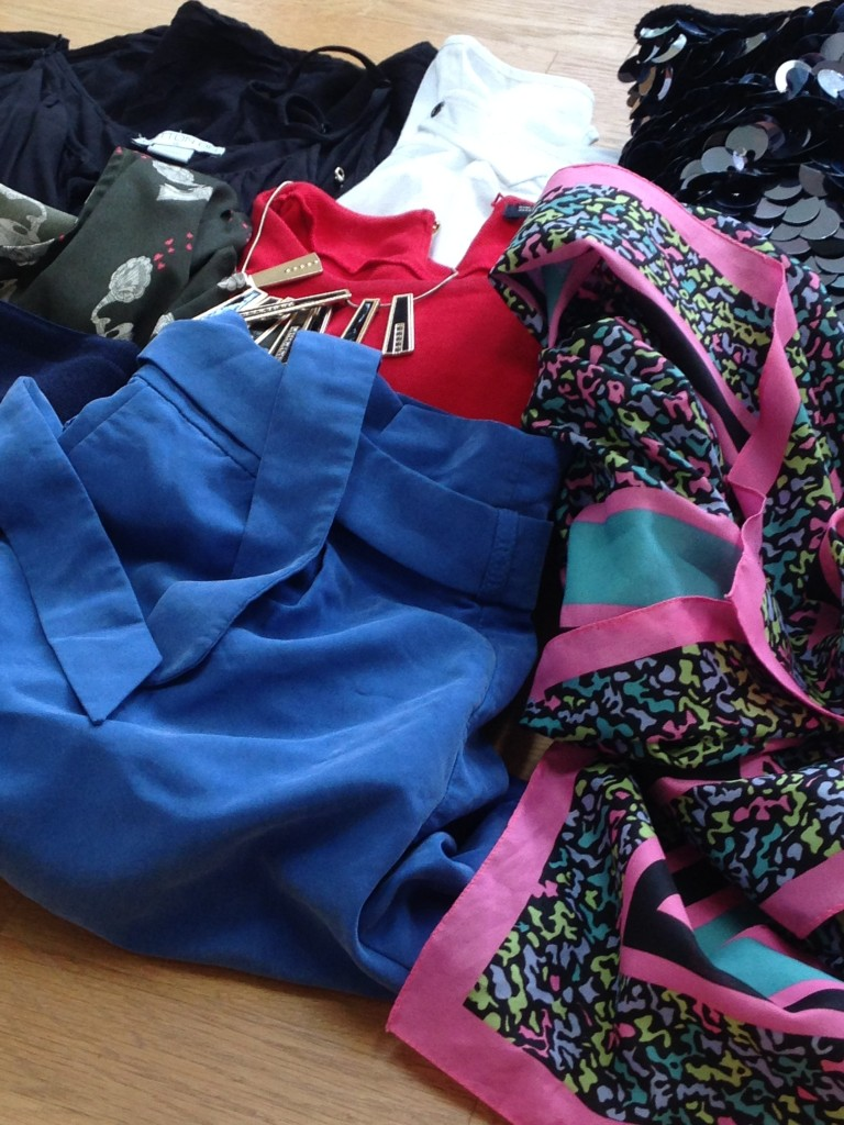 Previous Clothing Swap finds