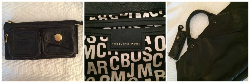 Marc Jacobs! This bag is fabulous.