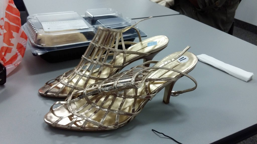 goodwill shoes
