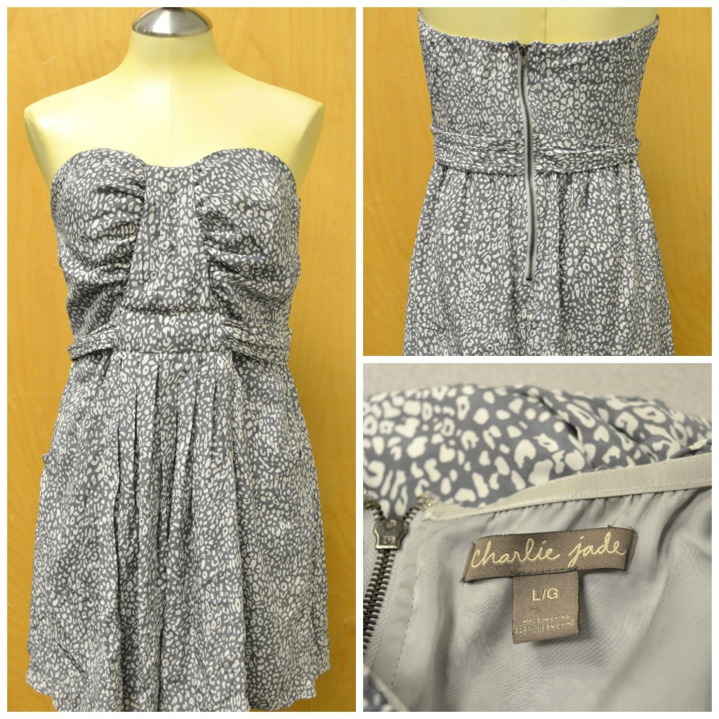 charlie jade goodwill dress
