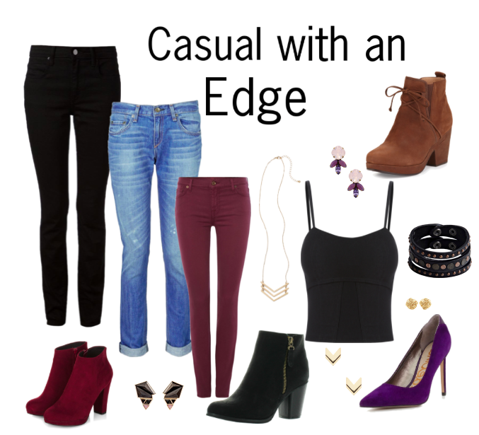 Casual with an Edge