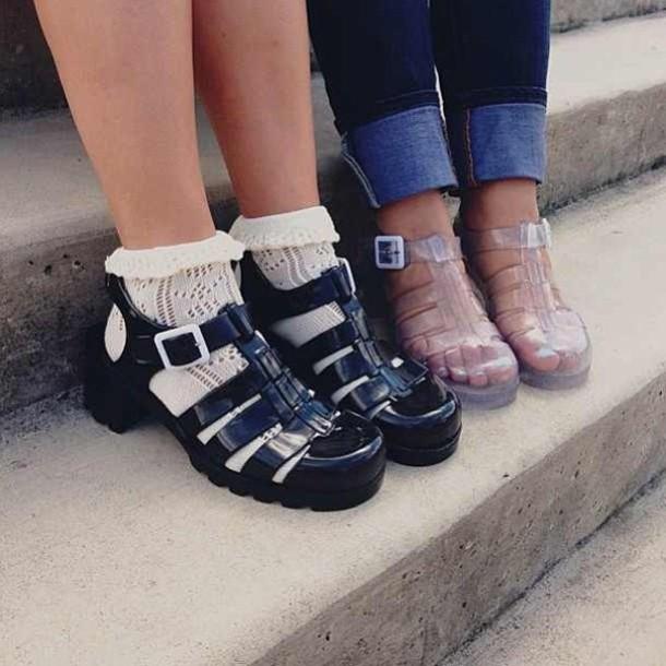 socks and jellies