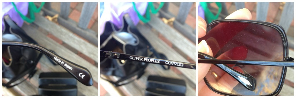 goodwill sunnies oliver peoples