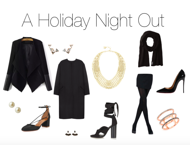A Holiday Night Out