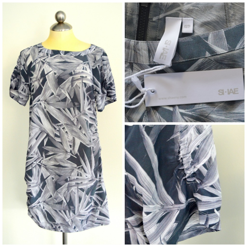 tropical forest Shae dress