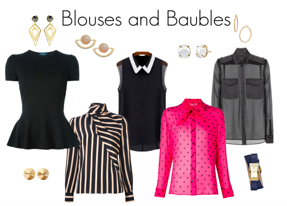 Blouses and Baubles