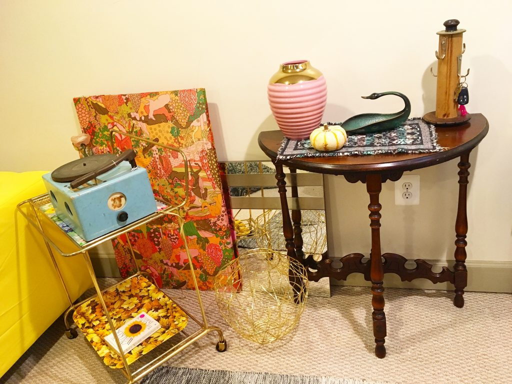 houseware items from Goodwill