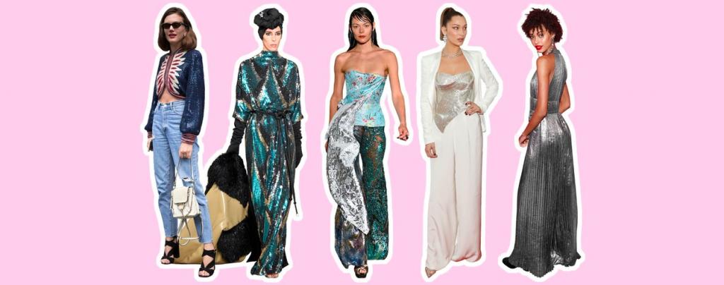 Glamour: Disco Fashion Trend