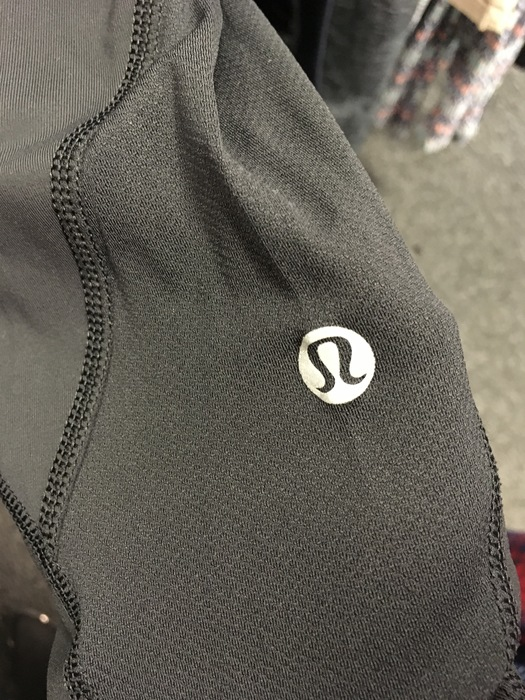 Lululemon athletic wear found at Goodwill, Columbia Pike