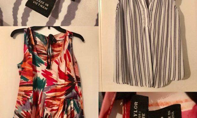 Designer on a Dime – Ann Taylor