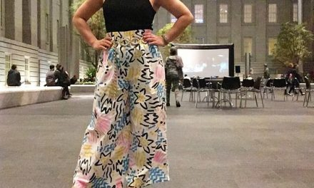 Three Ways to Wear Vintage Patterned Pants this Summer