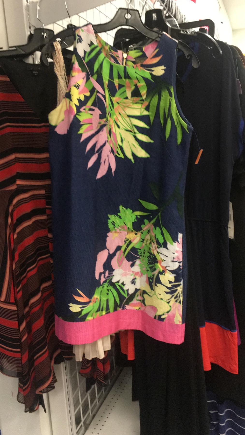 summer day dress found at Kings Highway Goodwill