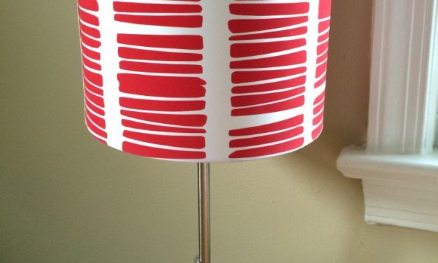 Goodwill Lamp DIY Transformation