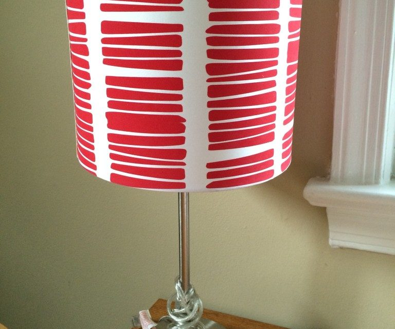 Goodwill Lamp DIY Transformation
