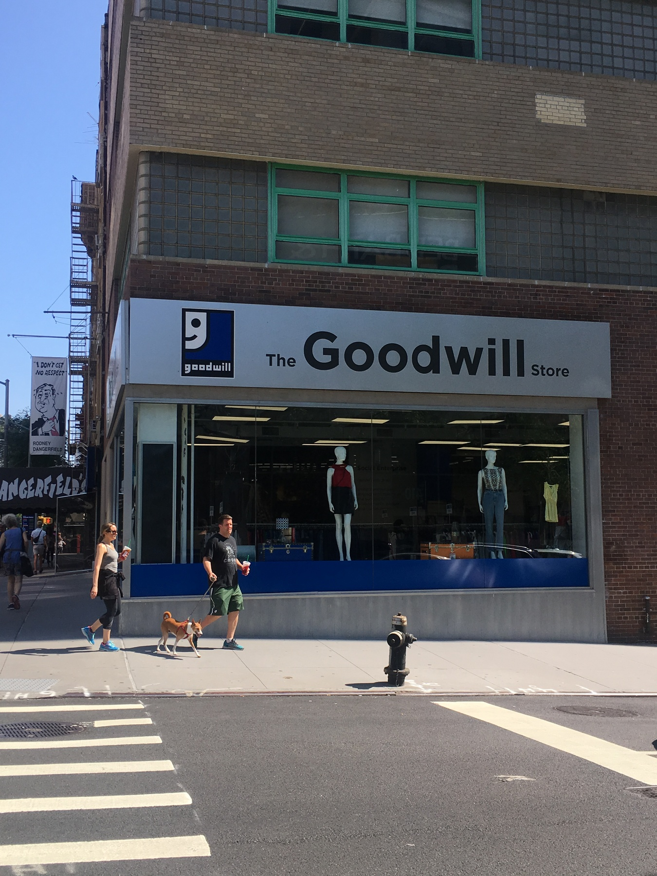 Goodwill store located in Upper East Side of New York