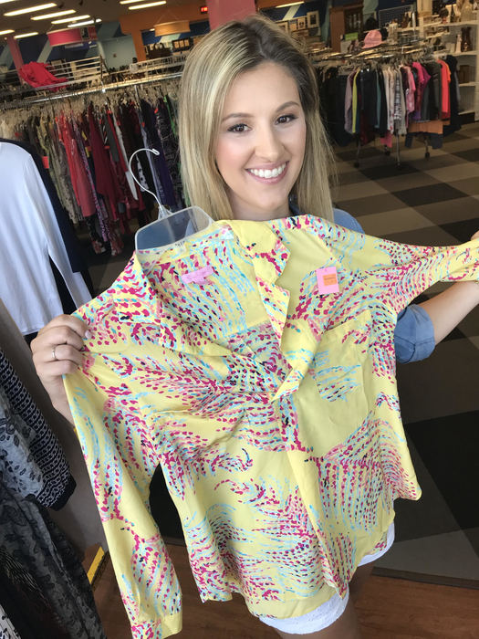 Lilly blouse found at Glebe Goodwill