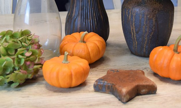 DIY Rustic Industrial Home Décor for Fall