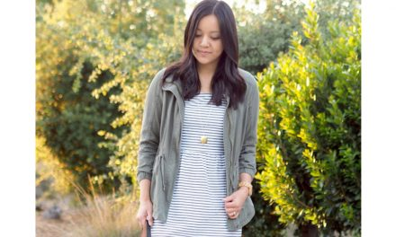 Fall Trend to Try: Utility Jacket