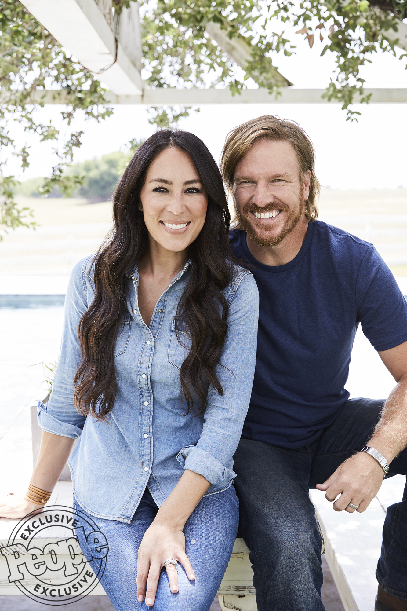 DIY couple Chip and Joanna Gaines