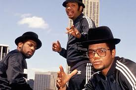 80's rap group Run DMC