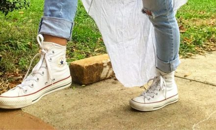 What I Wore: Classic in Converse