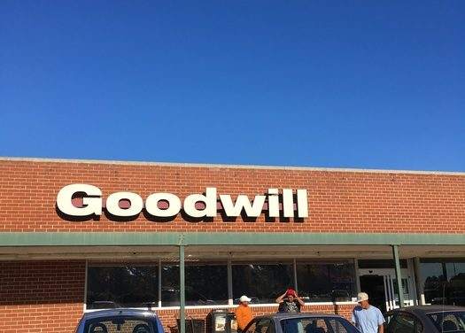 A Visit to Goodwill at Rehoboth Beach