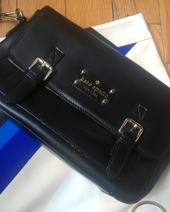 Kate Spade purse found at Goodwill