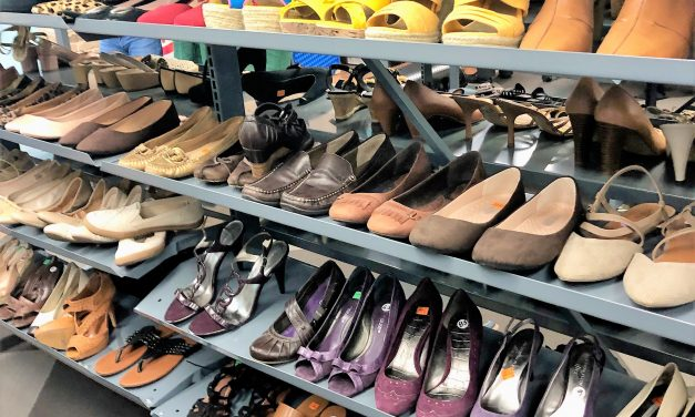 How to Score and Maintain Your New Favorite Goodwill Shoes