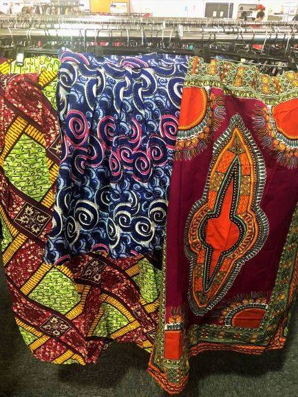 Skirts From Different Heritages