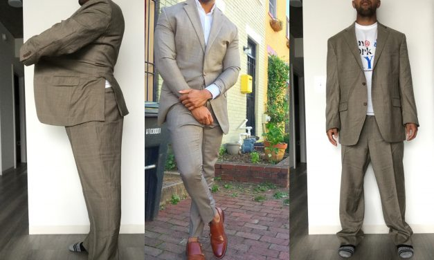 Tailoring a $15 Suit