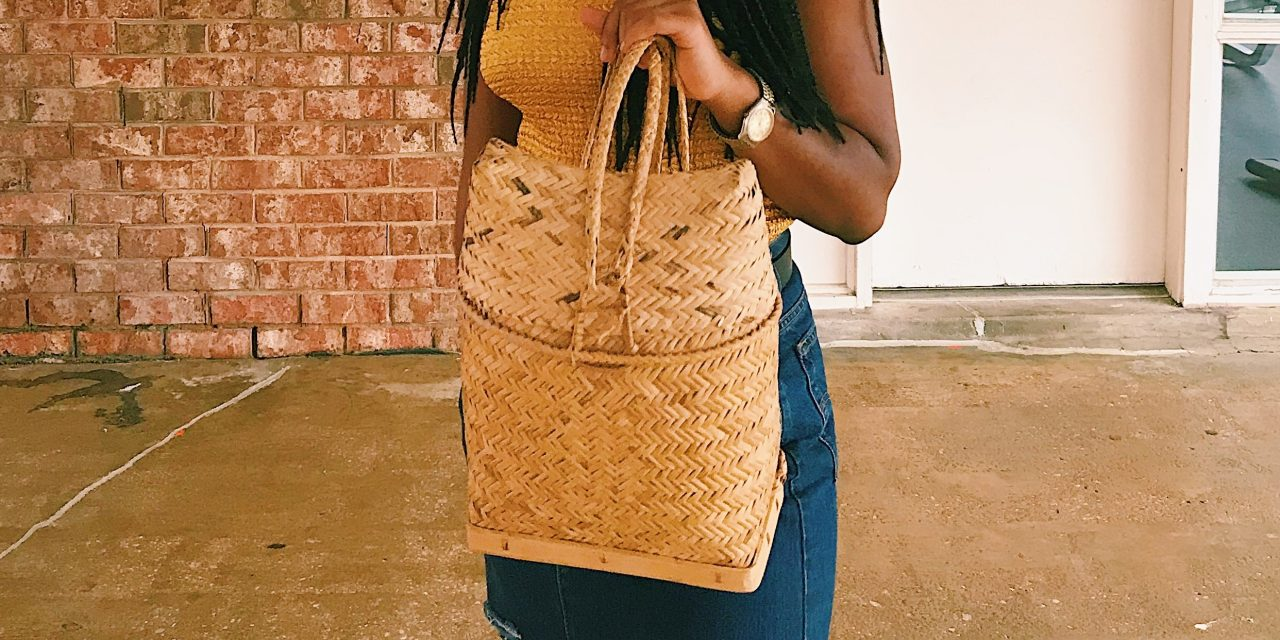 Wicker & Rattan |The Trending Bag That Makes a Statement This Summer