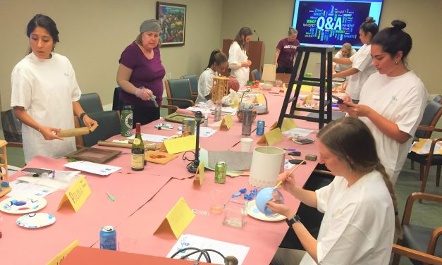 Here's a Memorable, Fun Team-Building Activity: Upcycling!