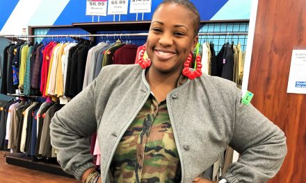 Amber's Recap: Podcast Launch Party + Under $5 Goodwill Finds