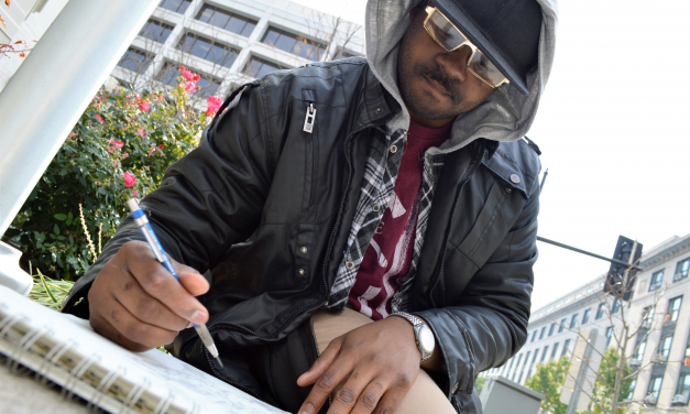 Student Style: Devin the Self-Taught Comic Artist and YouTuber