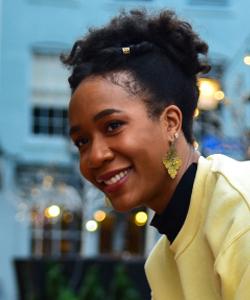 Blogger Danielle Dukes