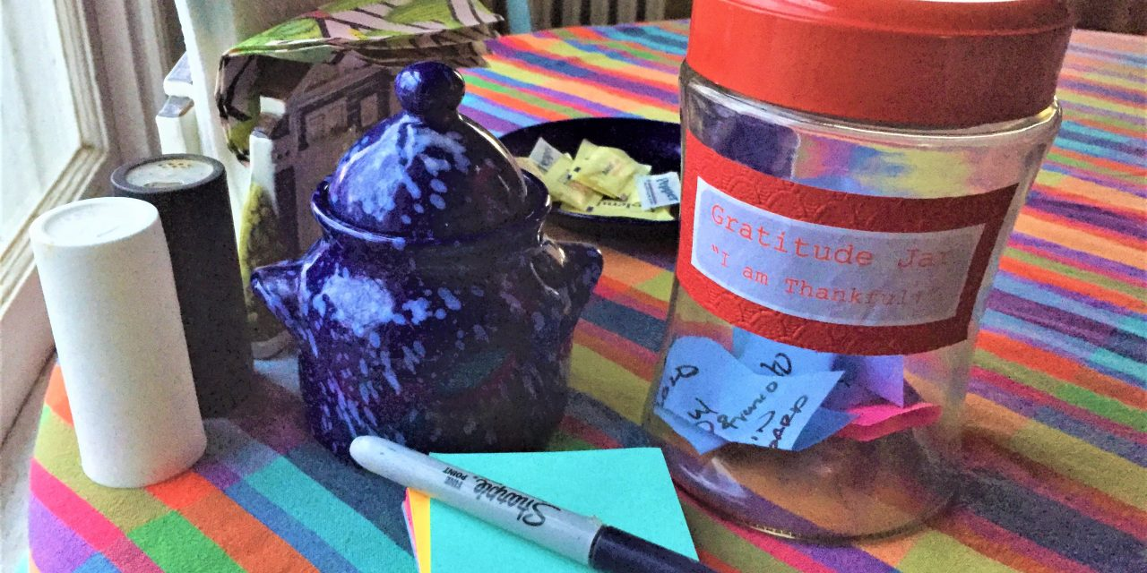 Kick Off a Positive 2020: Create a Gratitude Jar to Collect Your Good