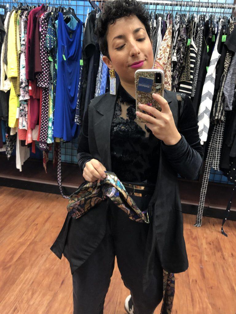 carolyn becker petite punk thrift