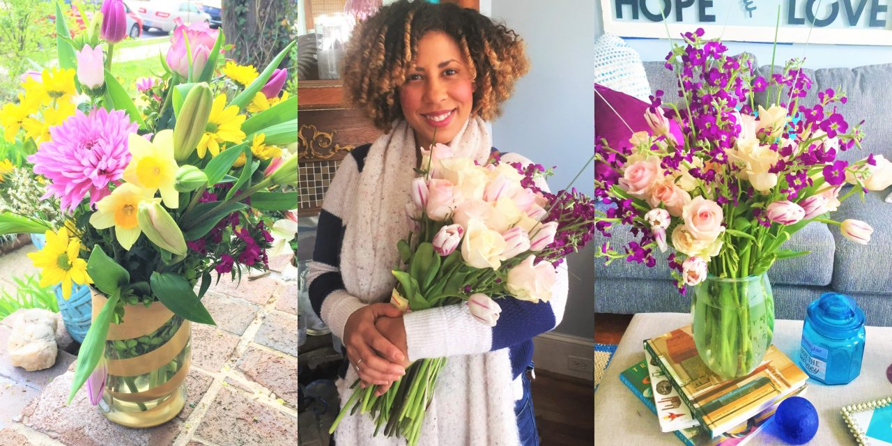 In Time for Spring: 5 Simple Flower Arranging Tips