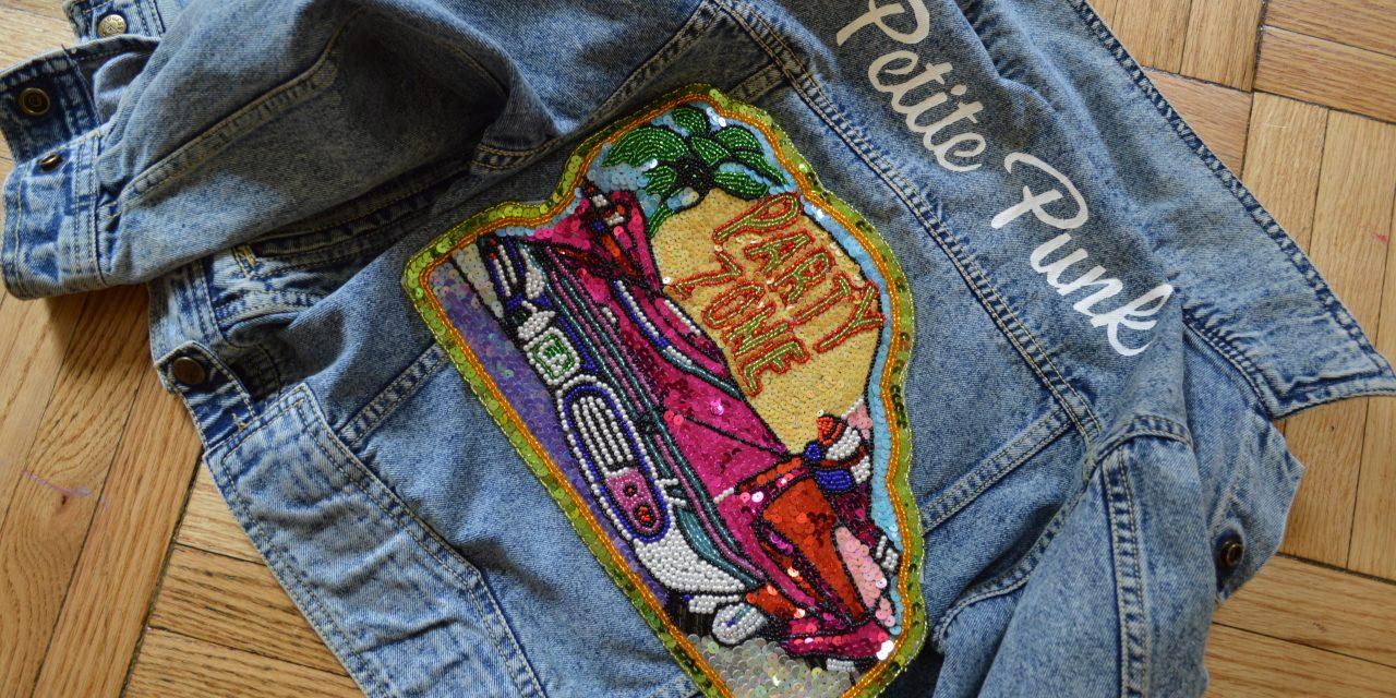 3 Ways to Stencil a Denim Jacket