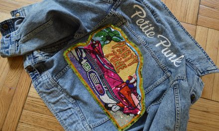 3 Ways to Stencil a Denim Jacket