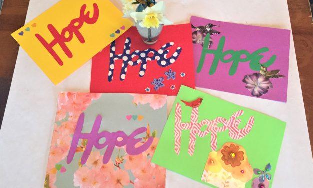 DIY Signs of Hope