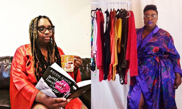 An Underrated Thrift Find: Statement Robes