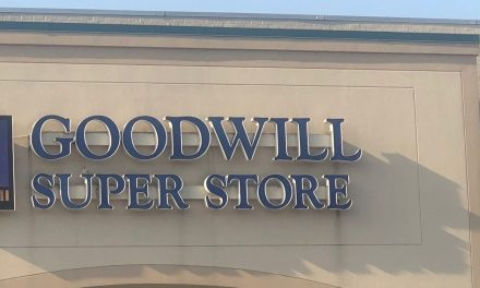 My First Goodwill Visit Post-COVID-19