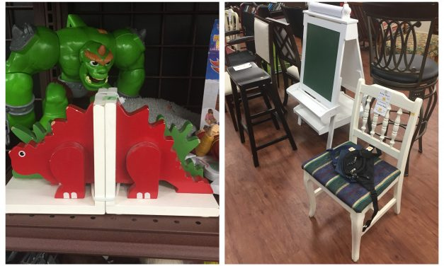 Goodwill Helps Make Your Home Learning Space Functional and Fun