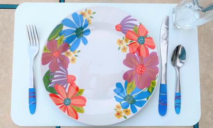 "DIY: Upcycle Flatware Into ""Pizzazz-ware"""