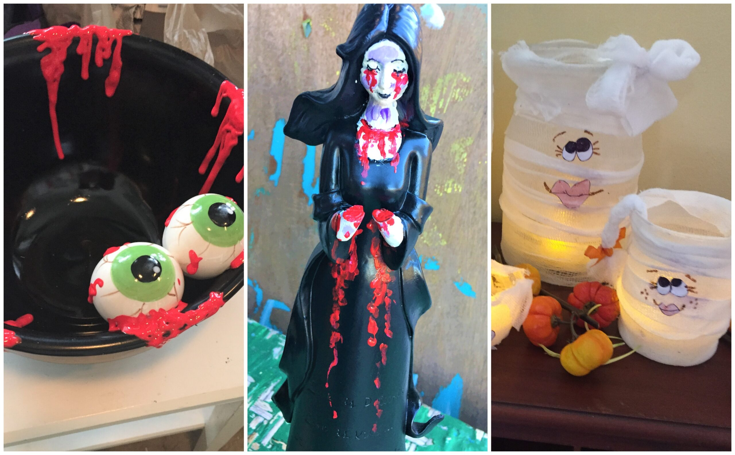 Don't Be Afraid, There's Still Time: 4 Quick Halloween Projects Scare Up Fun