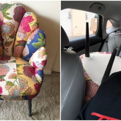 Thrift Wish List: I Found the Chair of My Dreams