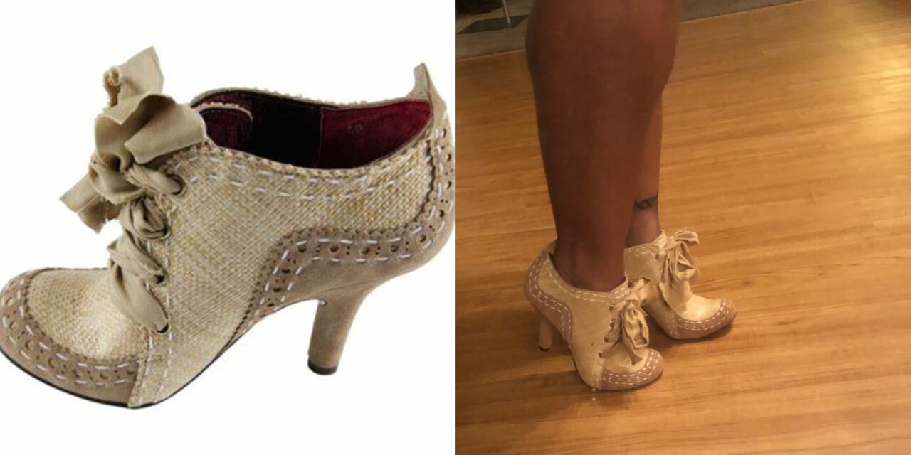 I Can't Believe How Much I Paid for These $300+ Shoes At Goodwill